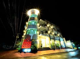 The Apple Peach House, hotel sa Legazpi