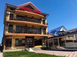 Geani, hotel near Mihail Kogălniceanu International Airport - CND, Mamaia Sat/Năvodari