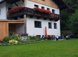 Ferienhaus Stricker, self catering accommodation in Ehrwald