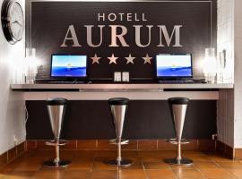 Aurum Hotel, hotell i Skellefteå