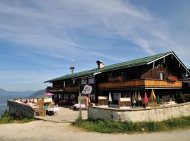 Angerer Alm, hotel near Kitzbüheler Horn, Sankt Johann in Tirol