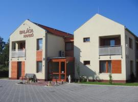 Baláca Panzió, hotel in Veszprém
