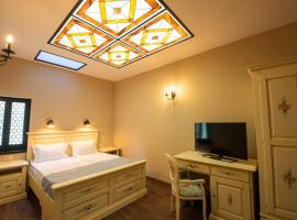 CASA CHITIC - Str Johann Gott nr7, hotel din apropiere   de Castelul Bran, Brașov
