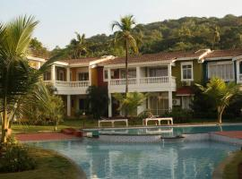 Riverside Villa at Siolim, self catering accommodation in Siolim