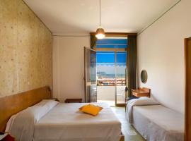 Hotel Plaza, hotel in Fano