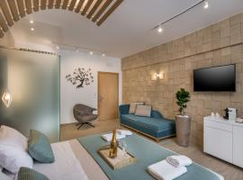 Agave Suites, budget hotel in Chania Town