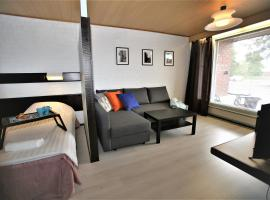"""Leikari """"Nature"""" Bungalows with Terrace, vacation home in Kotka"""