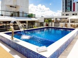 Kastel Manibu Recife - Boa Viagem, hotel in Recife