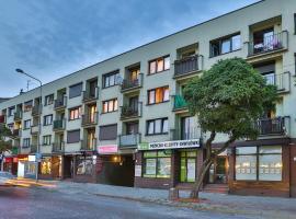 Apartamenty Częstochowa – hotel w mieście Częstochowa