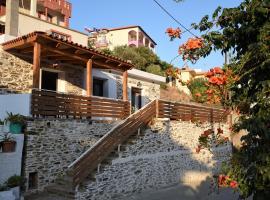 Villa Anna, family hotel in Balíon