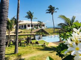 WegoKite Camp Stars, pet-friendly hotel in Taíba