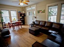 Historic Harthan - Downtown Austin, apartment in Austin
