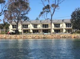 Merimbula Lake Apartments, hotel in Merimbula