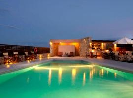 Πετράδι, ξενοδοχείο στο Λιβάδι Κυθήρων