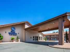 Best Western Pacific Highway Inn, hotel in Salem
