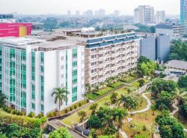 Pejaten Indah Apartment, apartemen di Jakarta