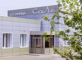 Гостиница CARE, отель в Красноярске