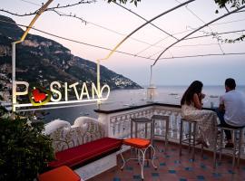 Hotel Montemare, hotel near Spiaggia del Fornillo, Positano