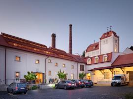 Hotel Kleis, Hotel in Cvikov