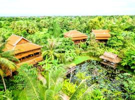 Maisons Wat Kor, hotel near Bamboo Train Battambang, Battambang