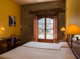 Hotel Aroi Bierzo Plaza, hotel in Ponferrada