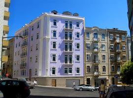 My Place - Lisbon Lounge Suites, boutique hotel in Lisbon