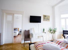 Auwald Apartment, hotel near Panometer Leipzig, Leipzig