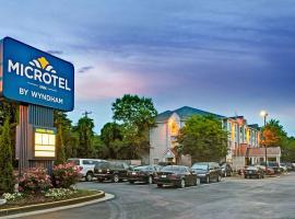 Microtel Inn by Wyndham Atlanta Airport, отель в Атланте