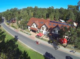 Hotel Krakus, hotel in Stegna