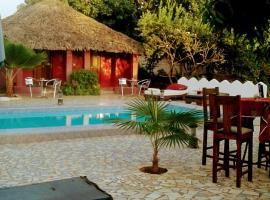 The Folly Gambia Boutique Hotel, hotel near Tanji Village Museum, Brufut