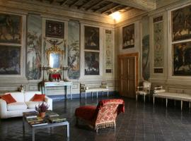 VesConte Residenza D'epoca dal 1533, casa per le vacanze a Bolsena