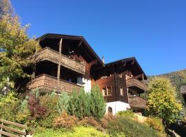 Ramona, hotel in Blatten bei Naters