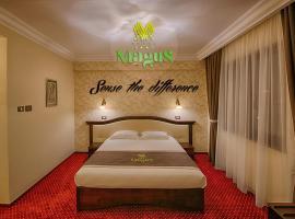 Magus Hotel, hotel in Baia Mare