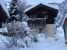 Rehli, hotel in Blatten bei Naters