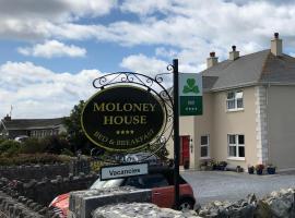 Moloney House, bed & breakfast a Doolin