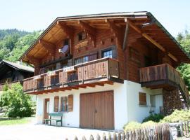 Zer Tanna, hotel in Blatten bei Naters