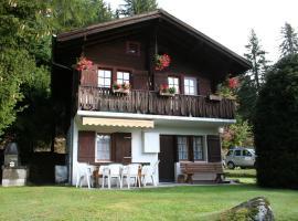 Vergissmeinnicht, hotel in Blatten bei Naters