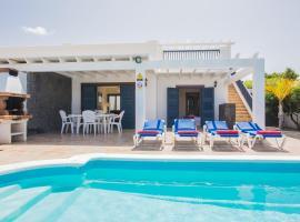 Villas Susaeta, cottage in Playa Blanca