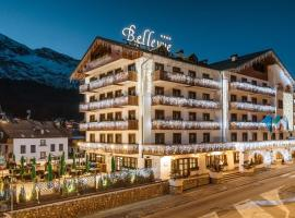 Hotel Bellevue Suites & Spa, hotel en Cortina d'Ampezzo