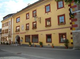 Hotel Neuwirt, hotel in Mauterndorf