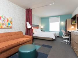 Home2 Suites by Hilton Louisville Downtown NuLu, hotel in Louisville