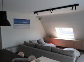 Residentie Zeesymfonie, apartment in Oostduinkerke