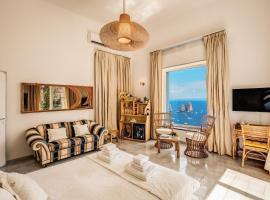VILLA OLGA LUXURY CAPRI, hotel in zona Marina Piccola, Capri
