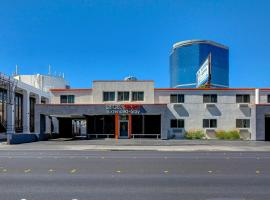 Siegel Select Convention Center, motel in Las Vegas
