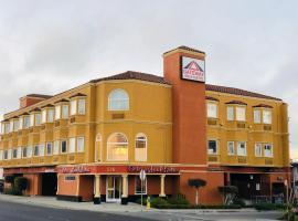 Gateway Inn and Suites San Francisco SFO Airport, hotel near San Francisco International Airport - SFO, San Bruno