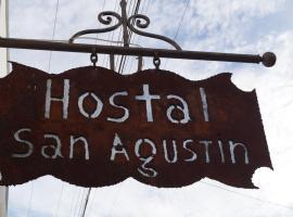 Hostal San Agustin, hostal o pensión en San Agustín