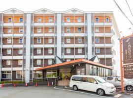 Kuretake Inn Gotemba Inter Gold Cabin, hotel in Gotemba