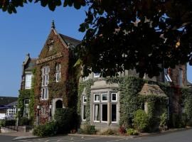 Best Western Motherwell Centre Moorings Hotel, hotel in Motherwell