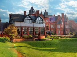 Best Western Bestwood Lodge Hotel, hôtel à Nottingham