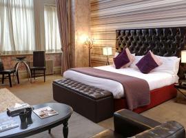 Best Western Grand Hotel, hotel in Hartlepool